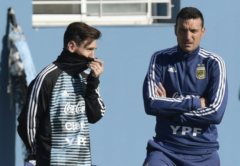 Messi back for Argentina after eight month absence