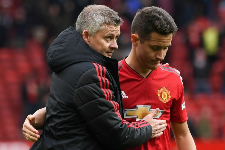 Ole Gunnar Solskjaer is the right person to revive Manchester United claims departing midfielder Anders Herrera