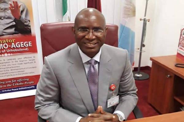 the new nigerian deputy senate president