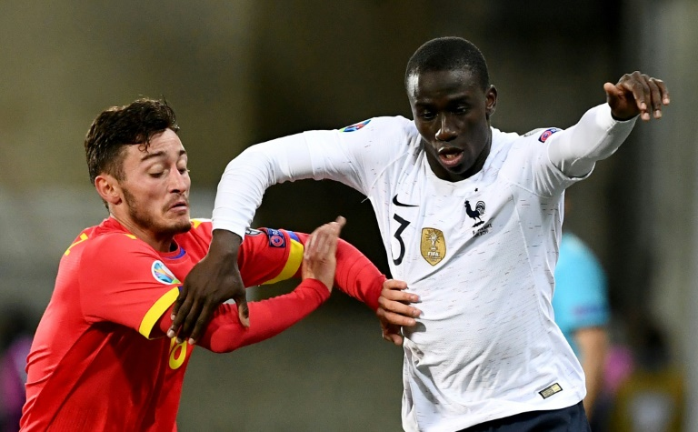 Real Madrid's latest high profile summer signing - Ferland Mendy