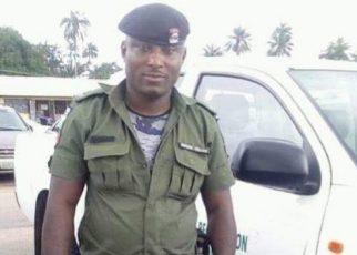 Ene Okon police sergeant abia state