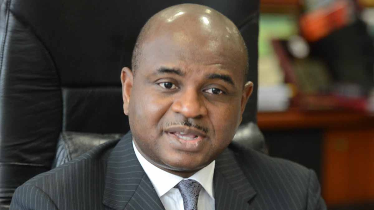 """Buhari should leave CBN alone and stop directing it"", says Moghalu"