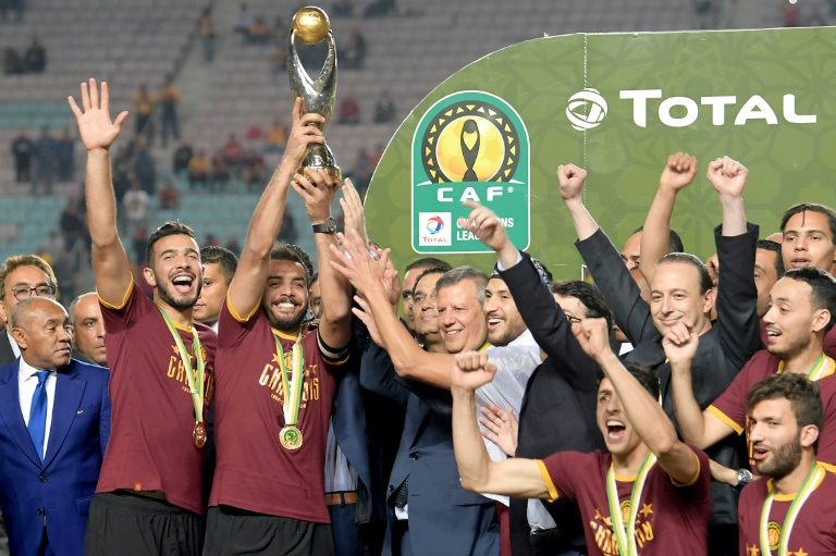 Esperance were confirmed as African champions after a two-month legal battle