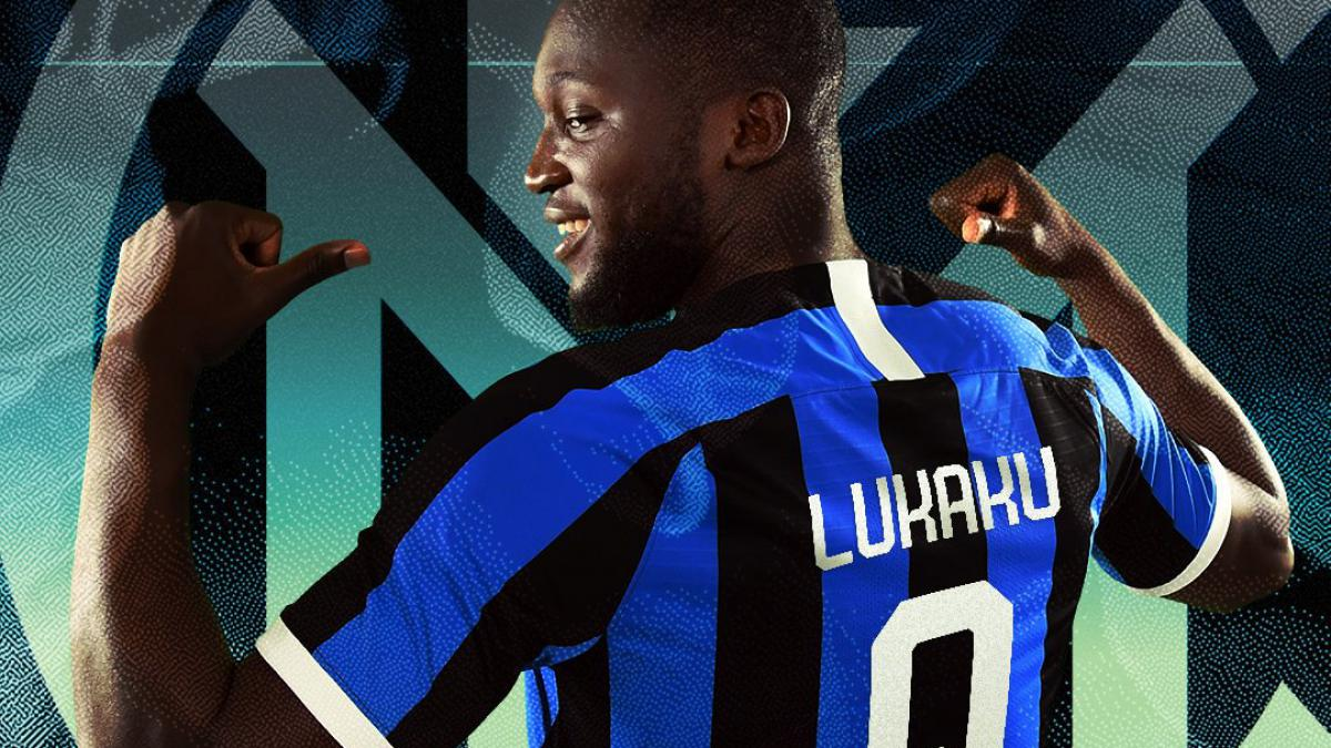 Lukaku marked his first appearance in an Inter shirt by scoring four times