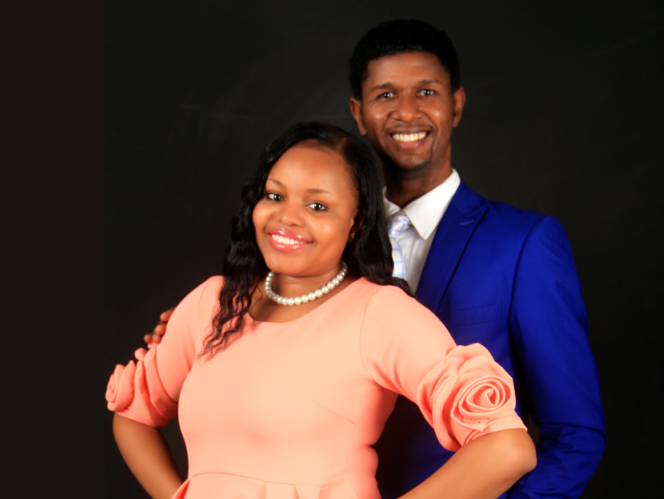 Pastor David and wife Pastor Esther Okoye wedding anniversary