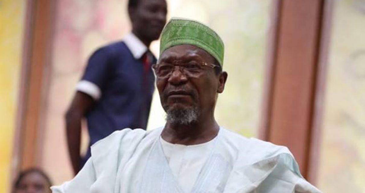 The Leader of the Senate, Yahaya Abdullahi