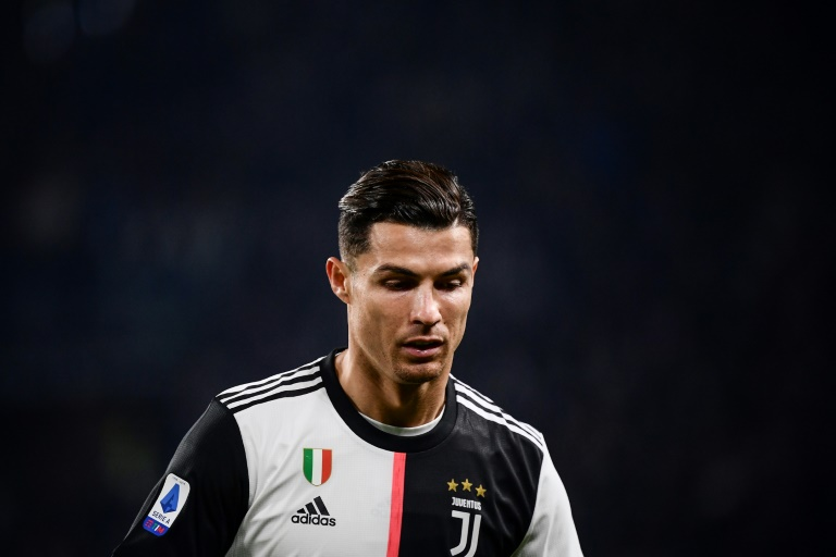 Juventus' Portuguese forward Cristiano Ronaldo leaves the pitch after being substituted for the second game in a week.