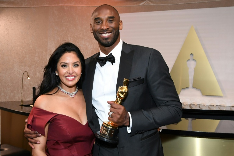Vanessa Bryant, shown here in 2018 with Kobe Bryant, broke her silence, sharing her grief over losing her husband and 13-year-old daughter in a helicopter crash