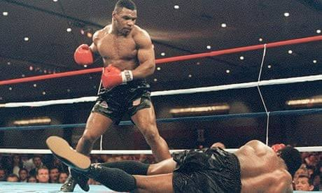 Mike Tyson became the youngest ever heavyweight world champion at 20 years old