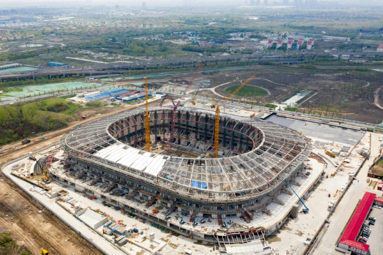China is widely expected to bid to host the World Cup