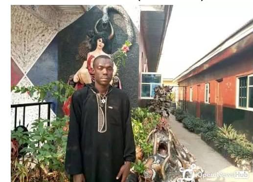 Ifekwe Udo church of satan in abia state nigeria