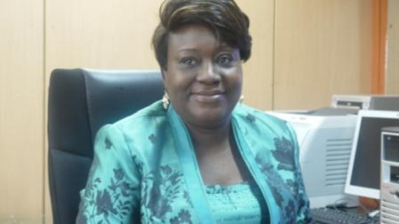 Dr Folashade Yemi-Esan