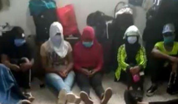 stranded Nigerians in Lebanon