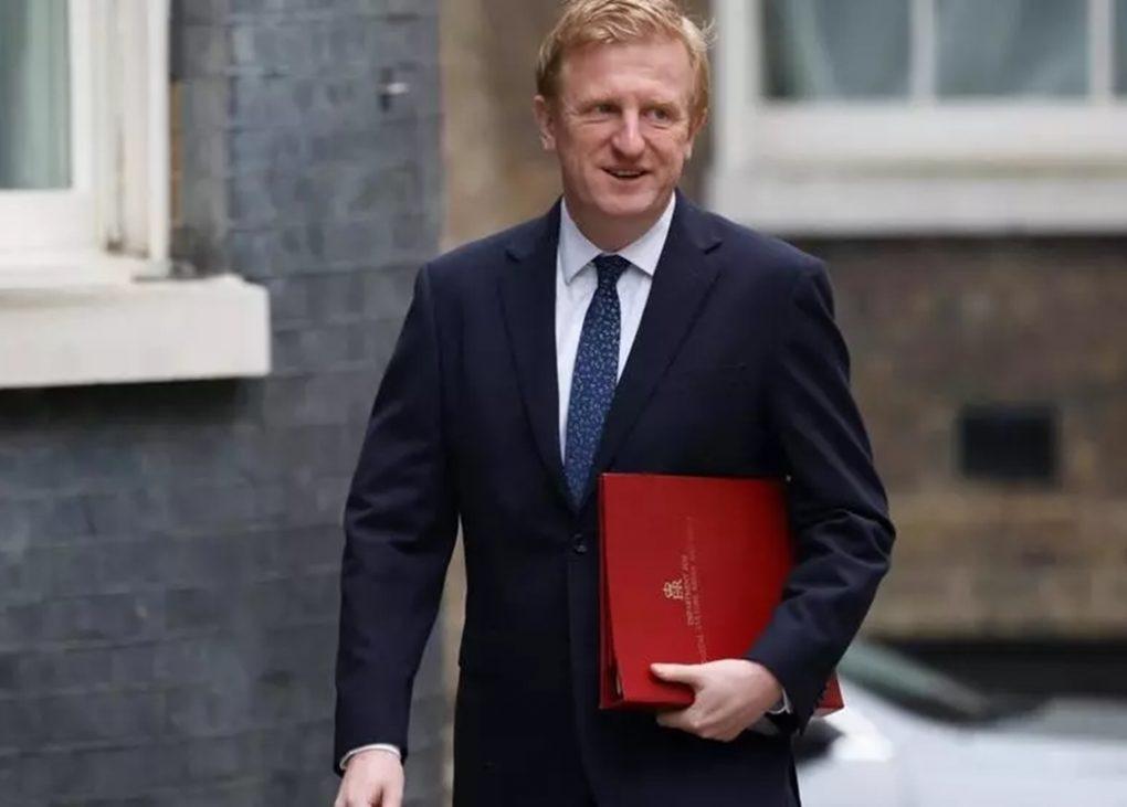 Britain's Culture Secretary Oliver Dowden has vowed to block Euroepan football breakaway league