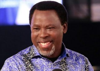 prophet tb joshua dead aged 57